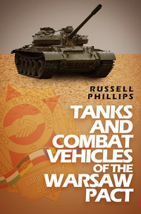 Book cover for Tanks and Combat Vehicles of the Warsaw Pact