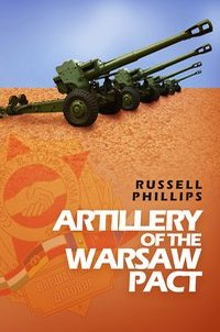 Book cover for Artillery of the Warsaw Pact
