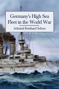 Germany's High Sea Fleet in the World War - cover