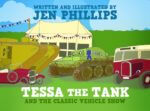 Tessa the Tank - Cover