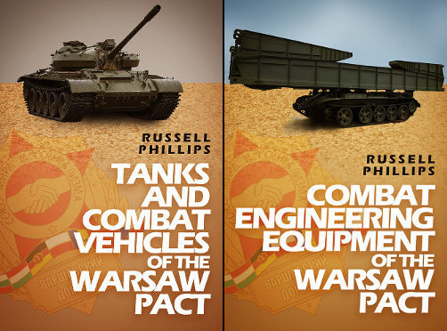 Tanks and Combat Vehicles of the Warsaw Pact now available