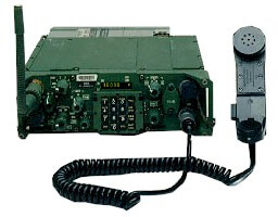 SINCGARS Combat Net Radio