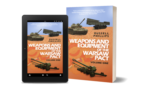 Weapons and Equipment of the Warsaw Pact now in paperback and hardback